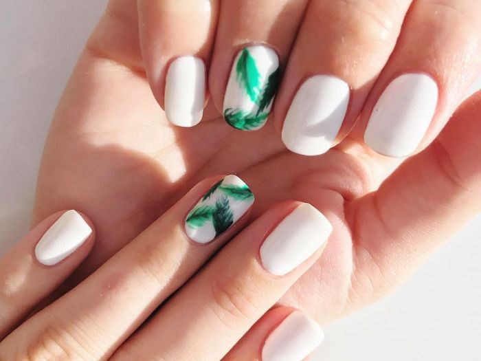 12 Impossibly Pretty, Spring-Ready Nail Designs