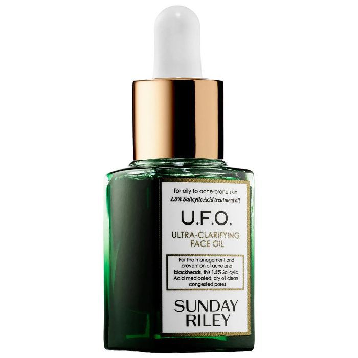 U.F.O. Ultra-Clarifying Face Oil 0.5 oz/ 15 mL