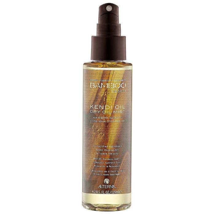 Bamboo Smooth Kendi Oil Dry Oil Mist 4.2 oz/ 125 mL
