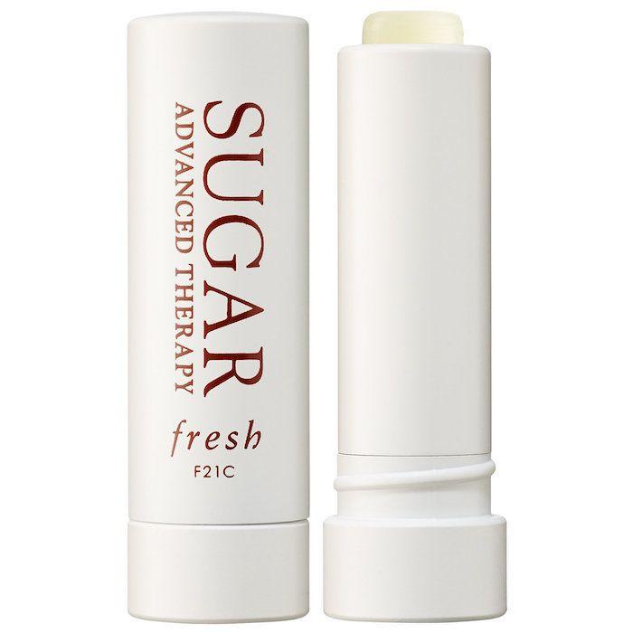 Sugar Lip Treatment Sunscreen SPF 15 Sugar Fig Tinted 0.15 oz