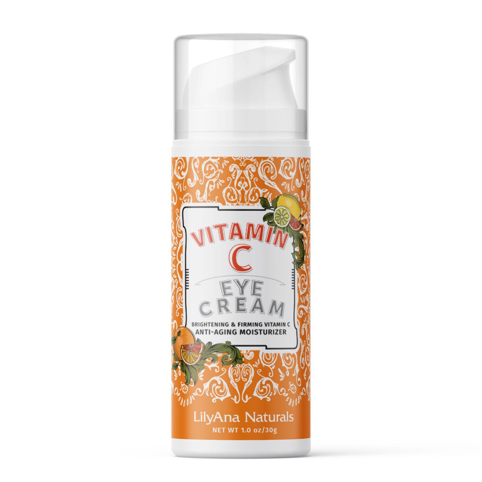 LilyAna Naturals Vitamin C Eye Cream