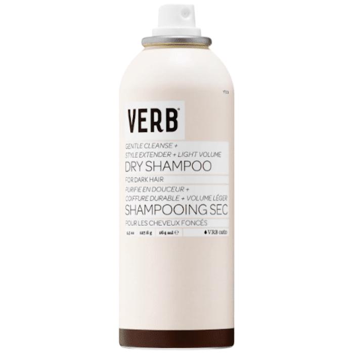 Dark Hair Dry Shampoo Spray
