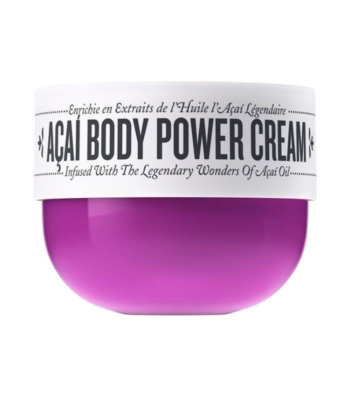 Best body lotion: Sol de Janeiro Açaí Body Power Cream
