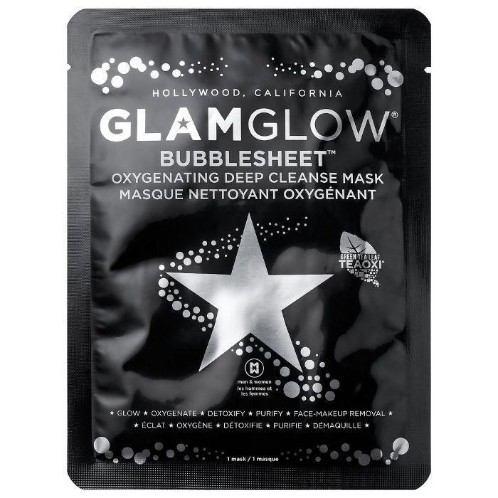 BubbleSheet Oxygenating Deep Cleanse Mask