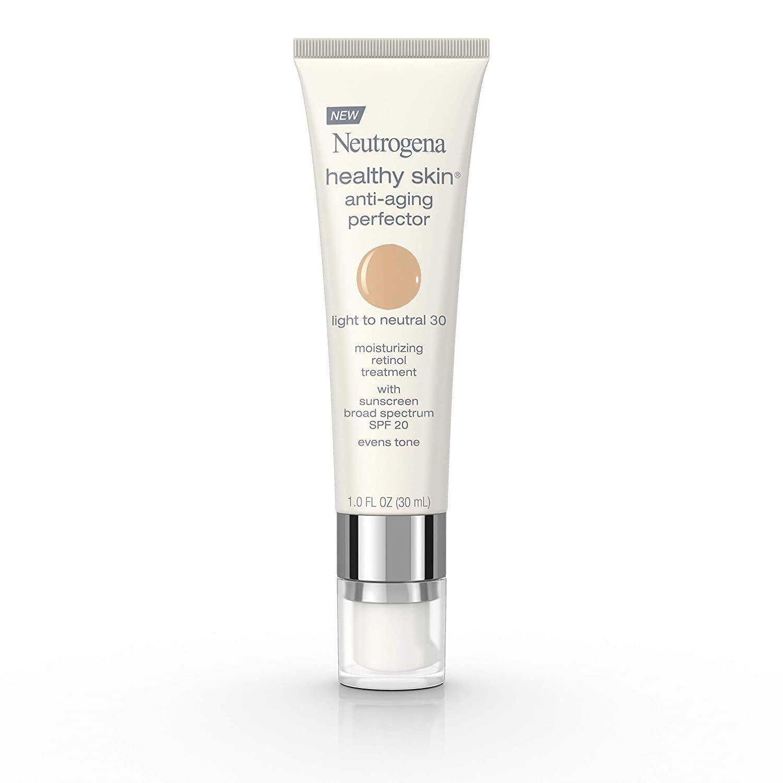Neutrogena Healthy Skin Anti-Aging Perfector Tinted Facial Moisturizer