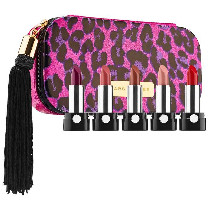 Cat's Meow Five-Piece Petite Le Marc Lip Creme Collection