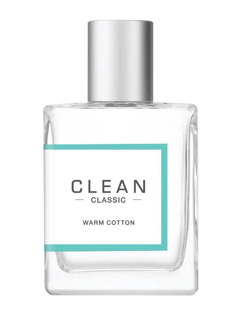 Clean cotton perfume