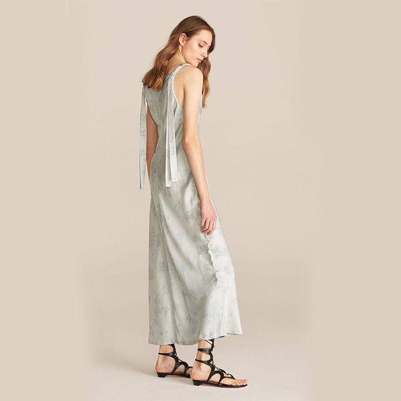 Rebecca Taylor Sleeveless Toile Slip Dress