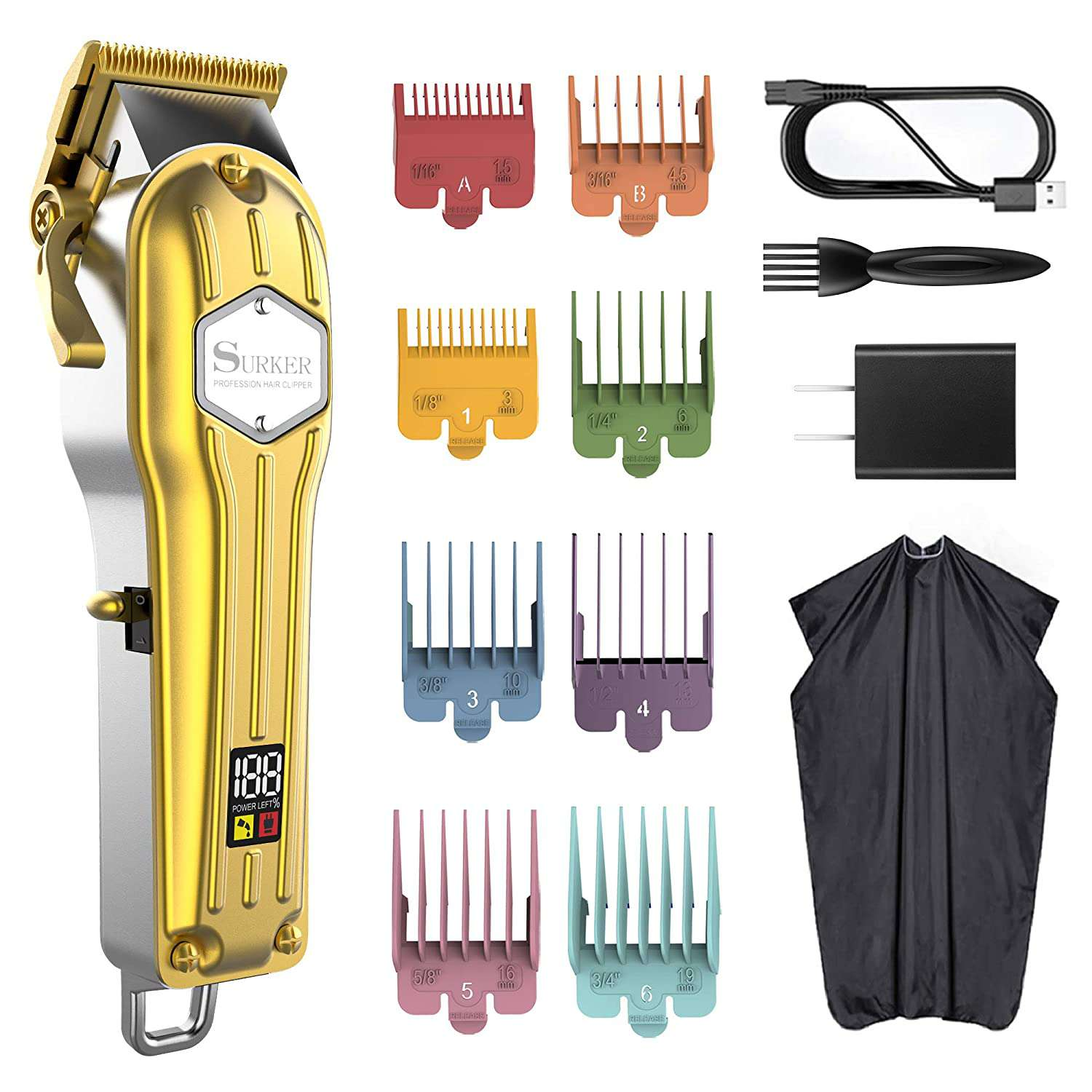 Surker Hair Clippers
