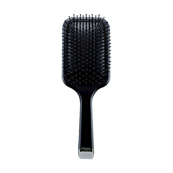 Best hairbrush: ghd Paddle Brush