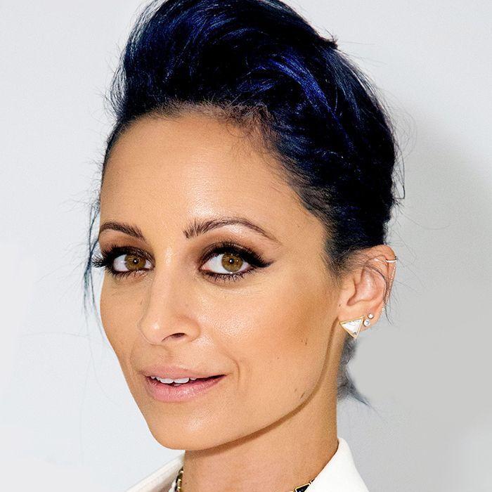 Dark Blue Hair Inspiration 25 Photos Of Navy Blue Hair