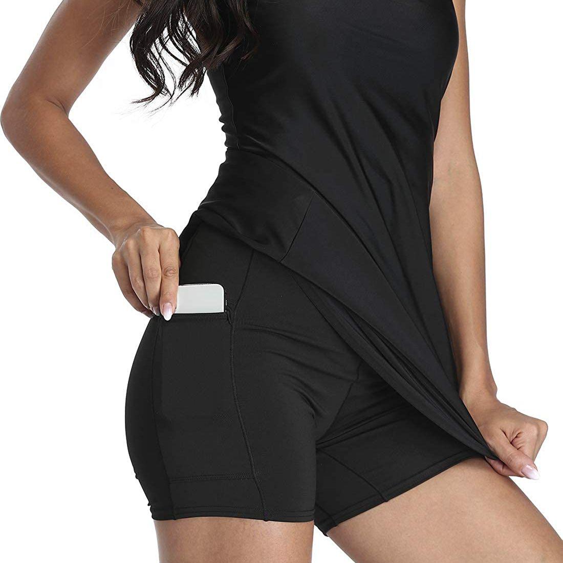HDE exercise dress