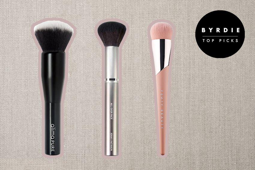 Foundation Makeup Brushes Fenty
