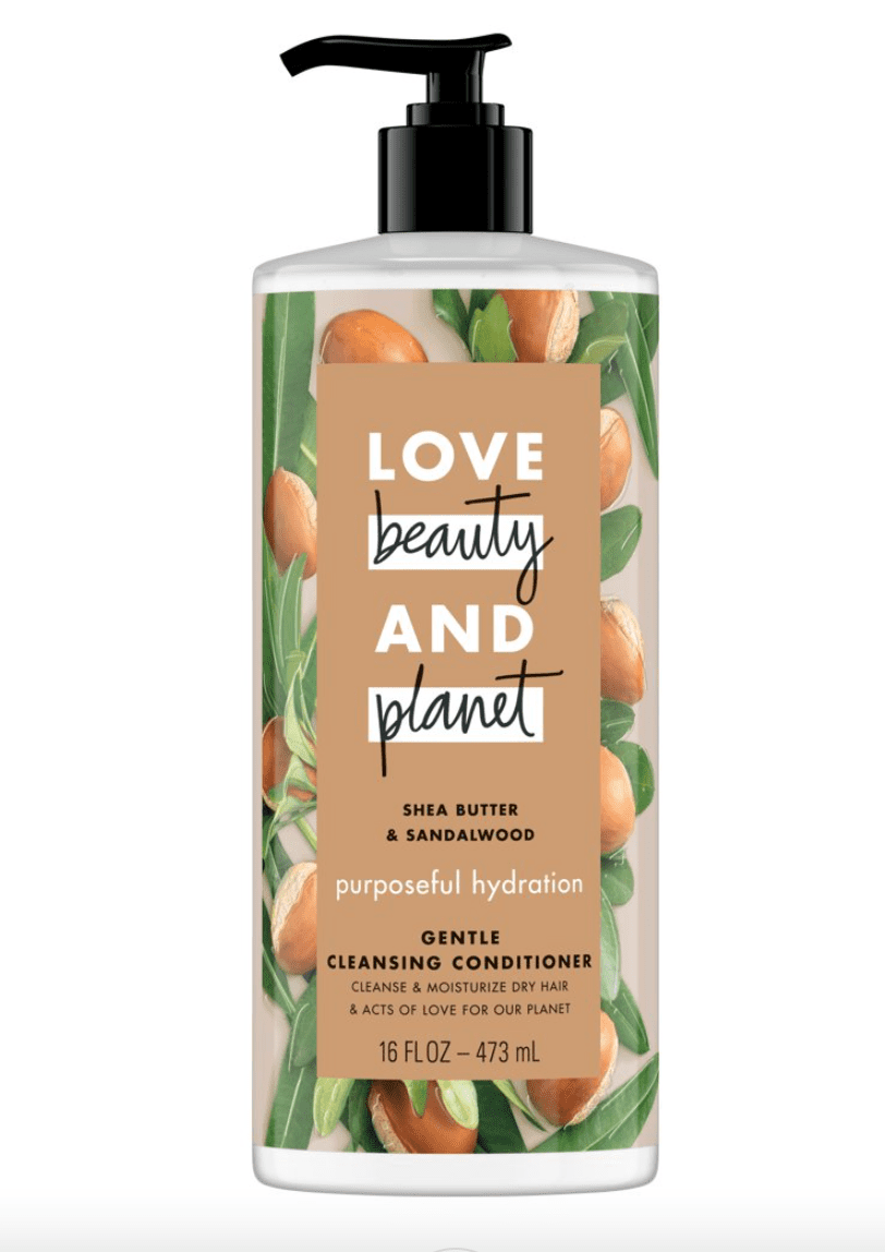 Shea Butter & Sandalwood Gentle Cleansing Conditioner