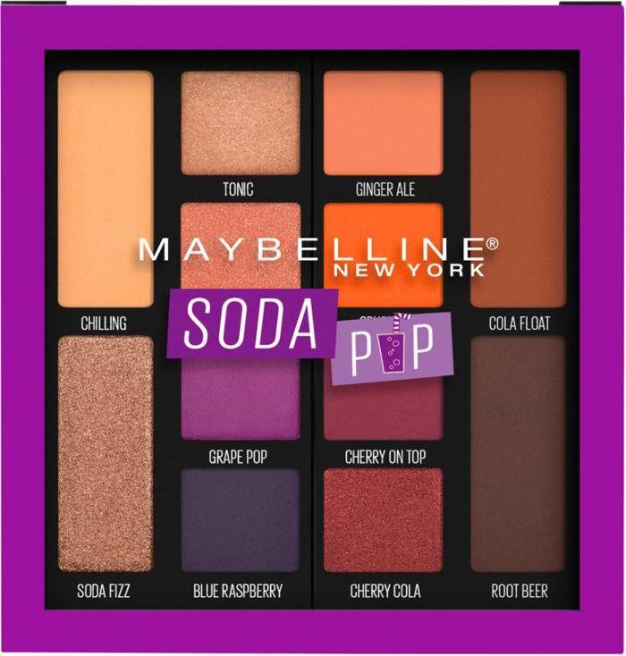 Soda Pop Eyeshadow Palette