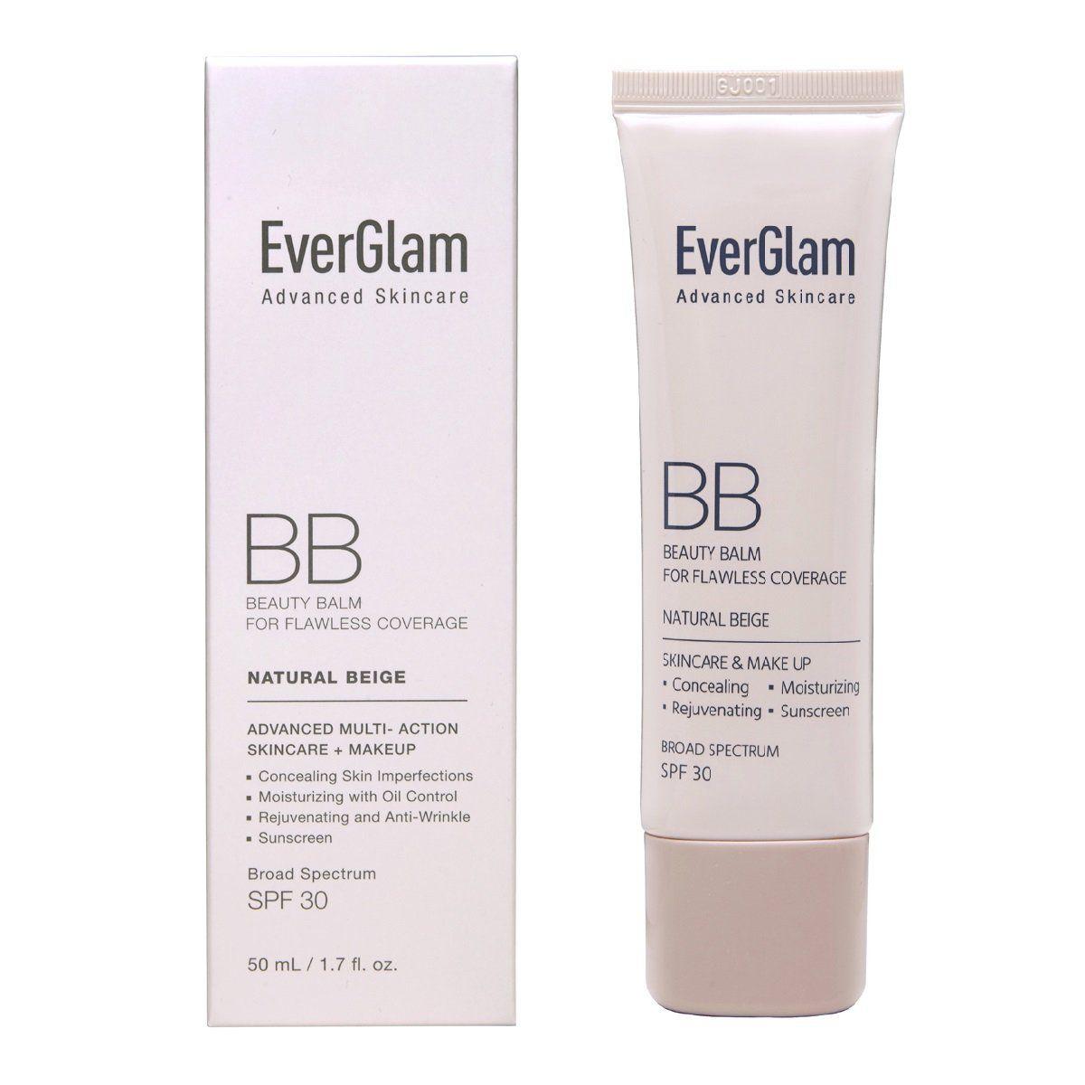 EverGlam K-Beauty Skin Perfector Korean BB Cream