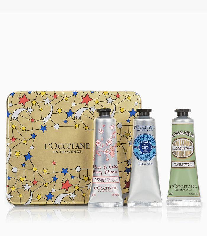 L'Occitane Limited Edition Design Hand Cream Trio