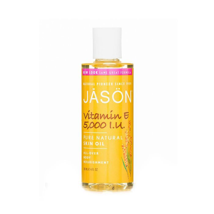 products models actually use: Jason Vitamin E Oil