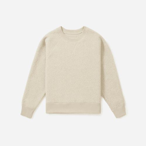 The ReNew Fleece Raglan Sweatshirt ($48)