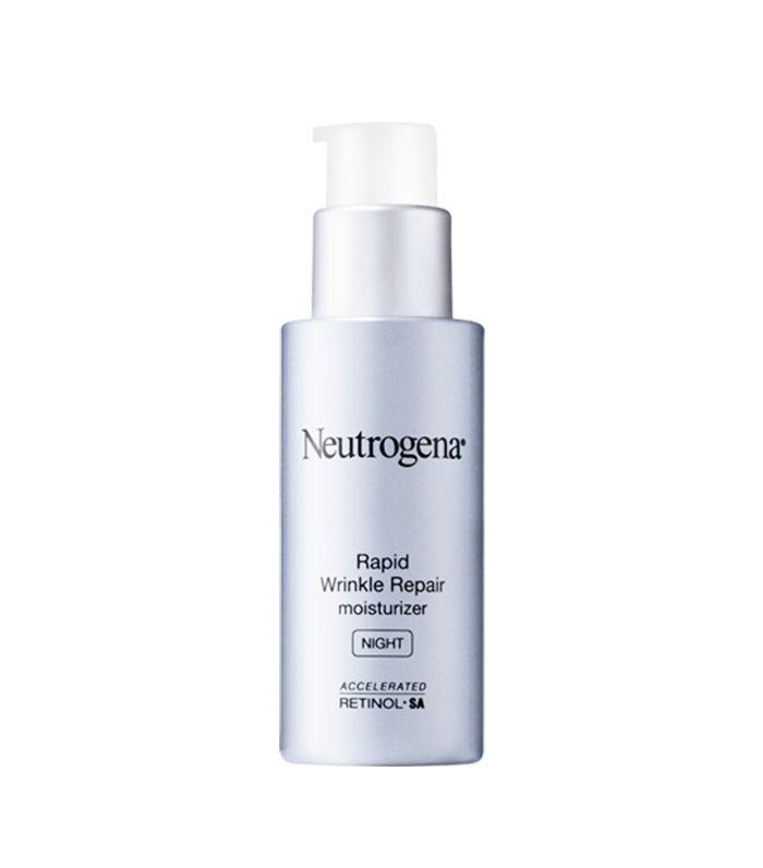 Neutrogena Rapid Wrinkle Repair- drugstore anti aging cream