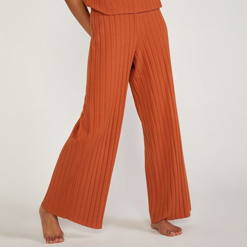 Cazh Stretch Organic Cotton Rib Pants ($88)