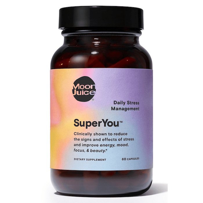 SuperYou Daily Stress Supplement