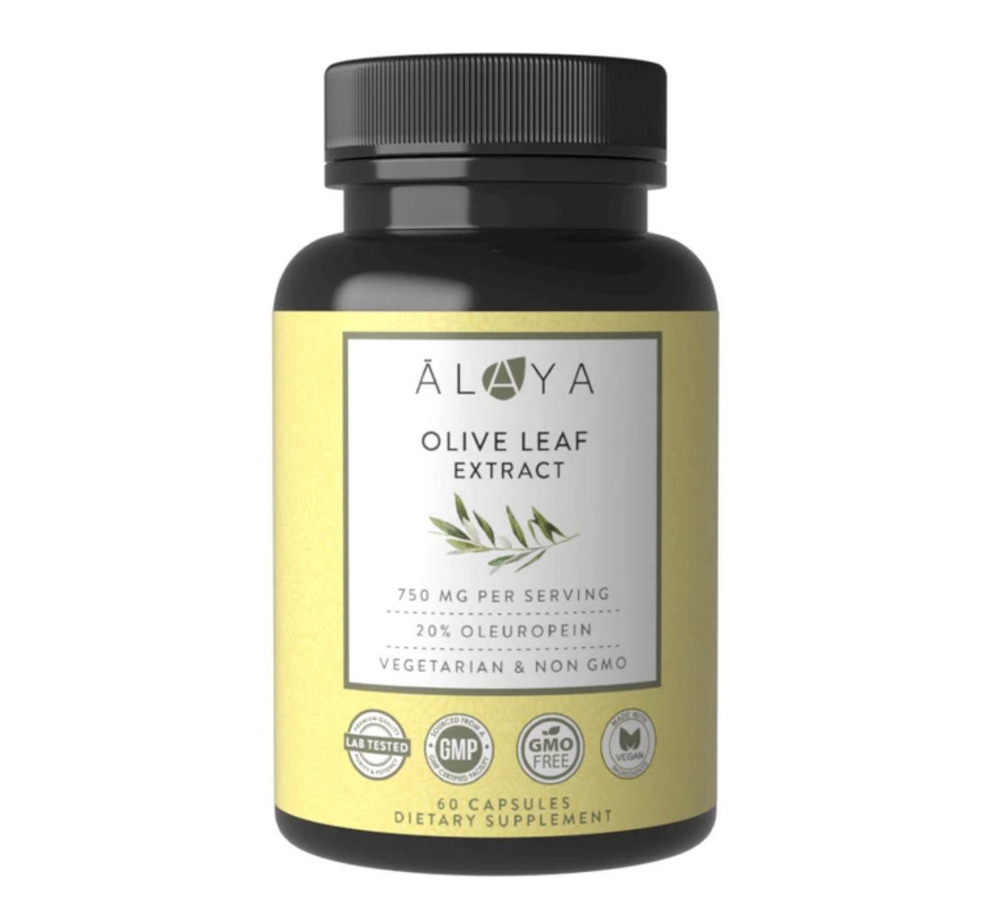 Alaya olive leaf extract