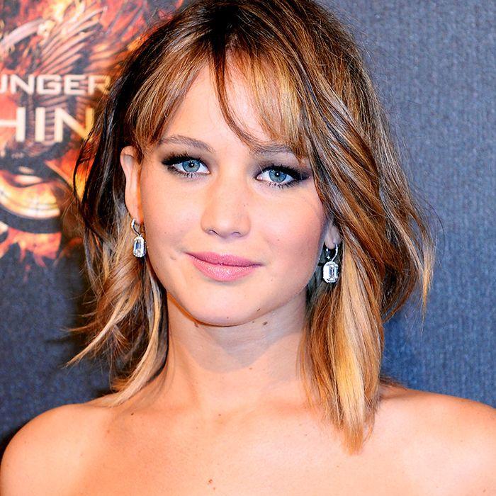 Jennifer Lawrence S Best Hairstyles