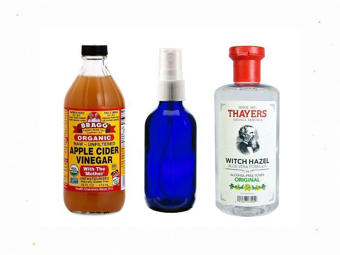 I Swapped a DIY Apple Cider Vinegar Elixir for My Face Toner