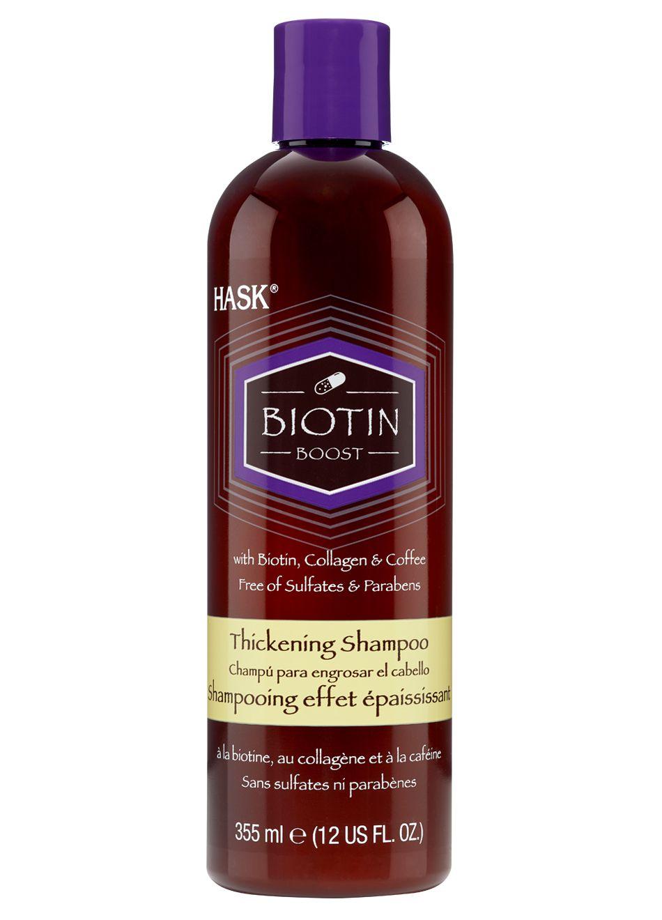 Hask Biotin Boost Thickening Shampoo