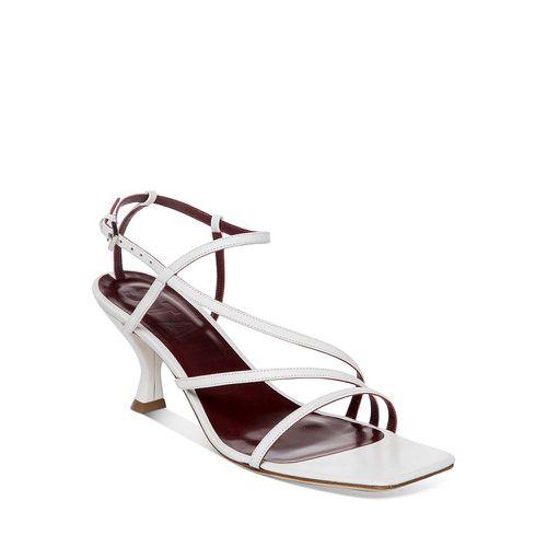 Gita Square Toe High Heel Sandals ($325)