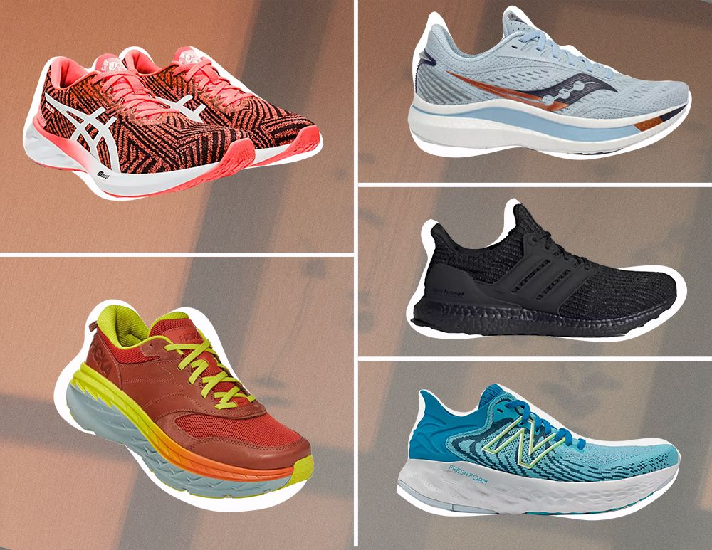 exercise sneakers