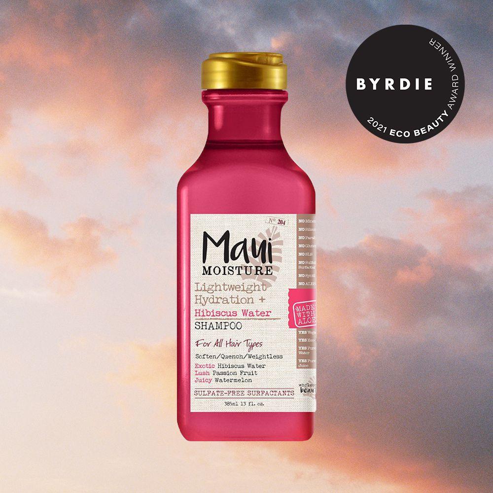 maui moisture lightweight + hydration shampoo