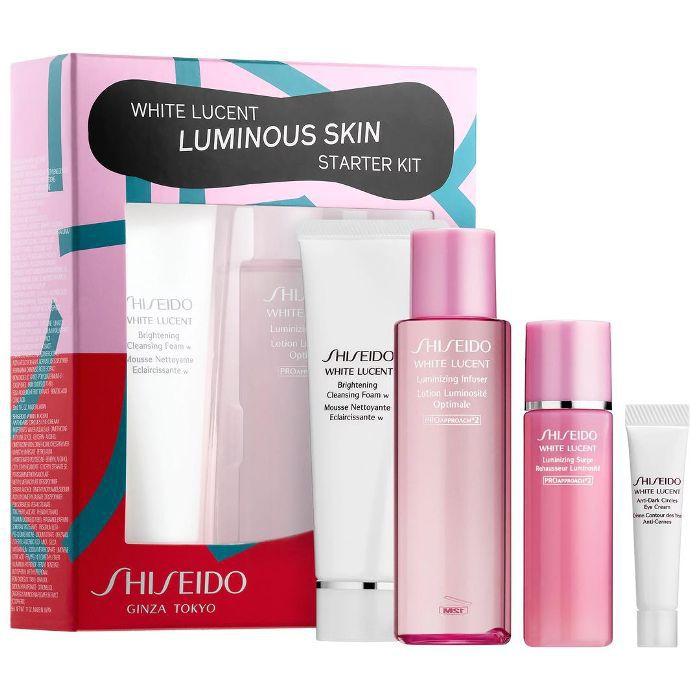 White Lucent Luminous Skin Starter Kit