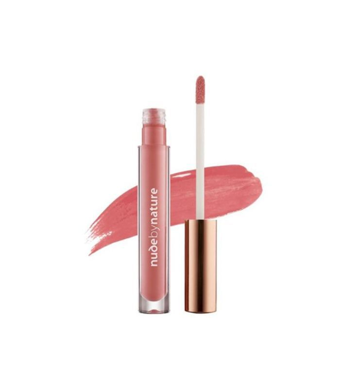 Nude by Nature Moisture Infusion Lipstick in Coral Blush