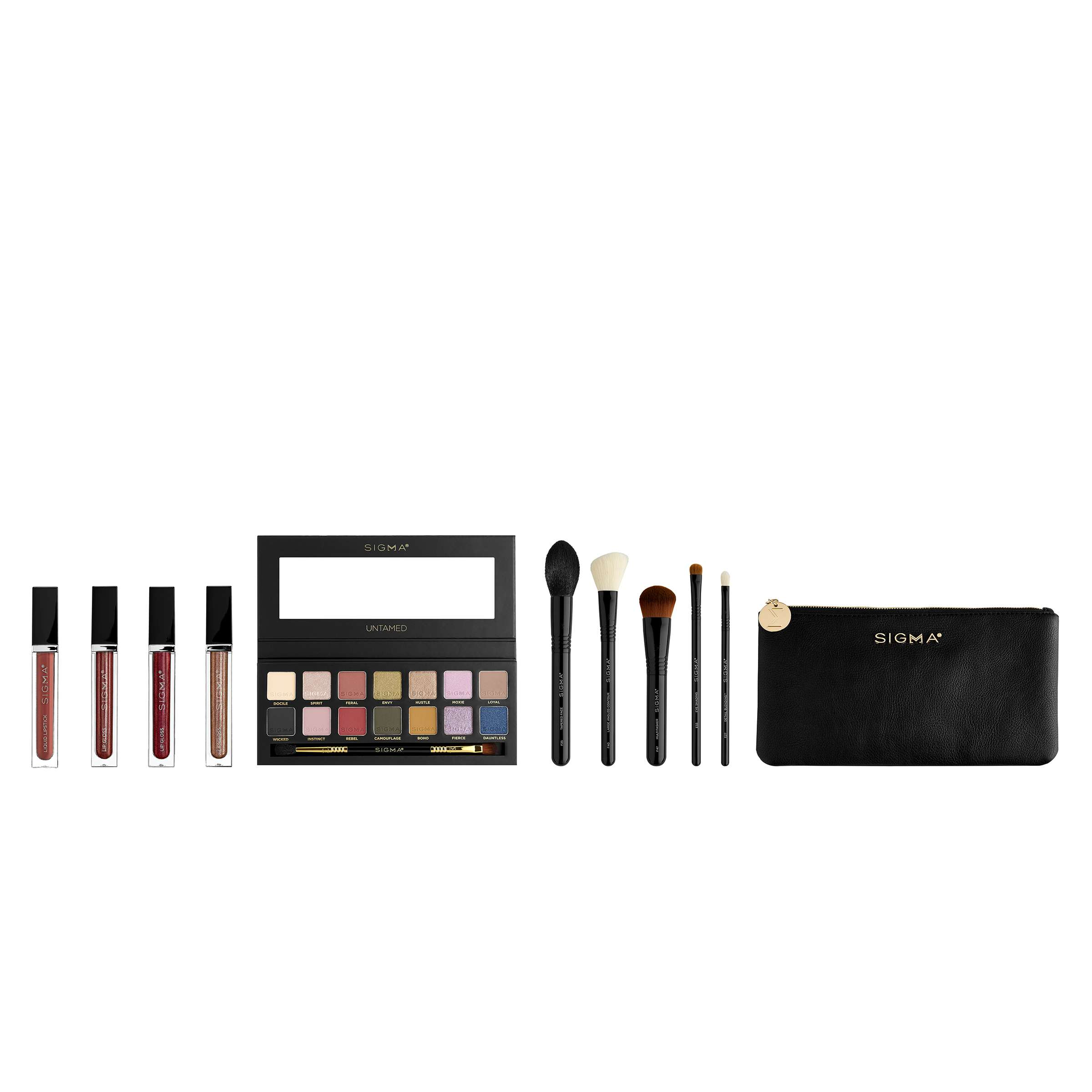 Sigma Beauty Untamed Complete Collection