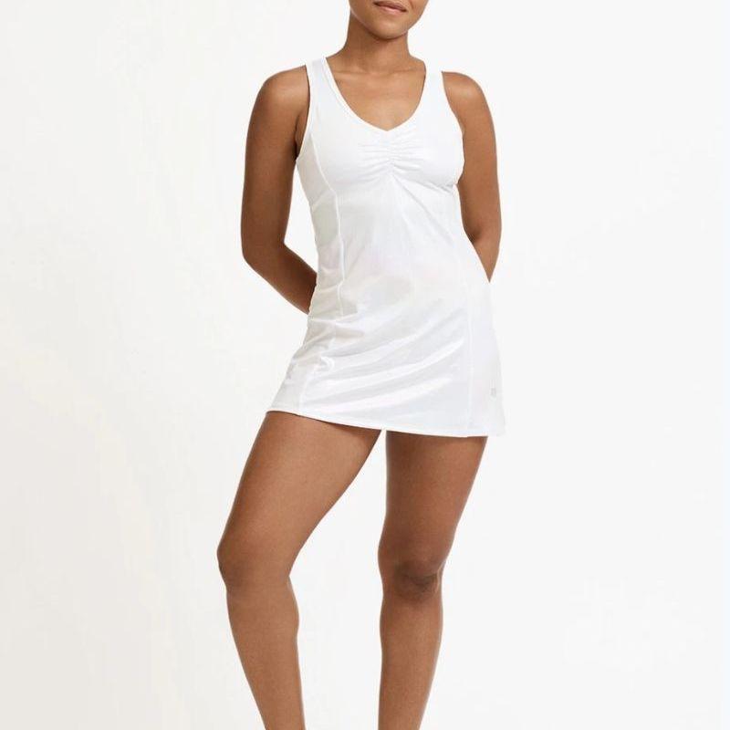 Foil dress