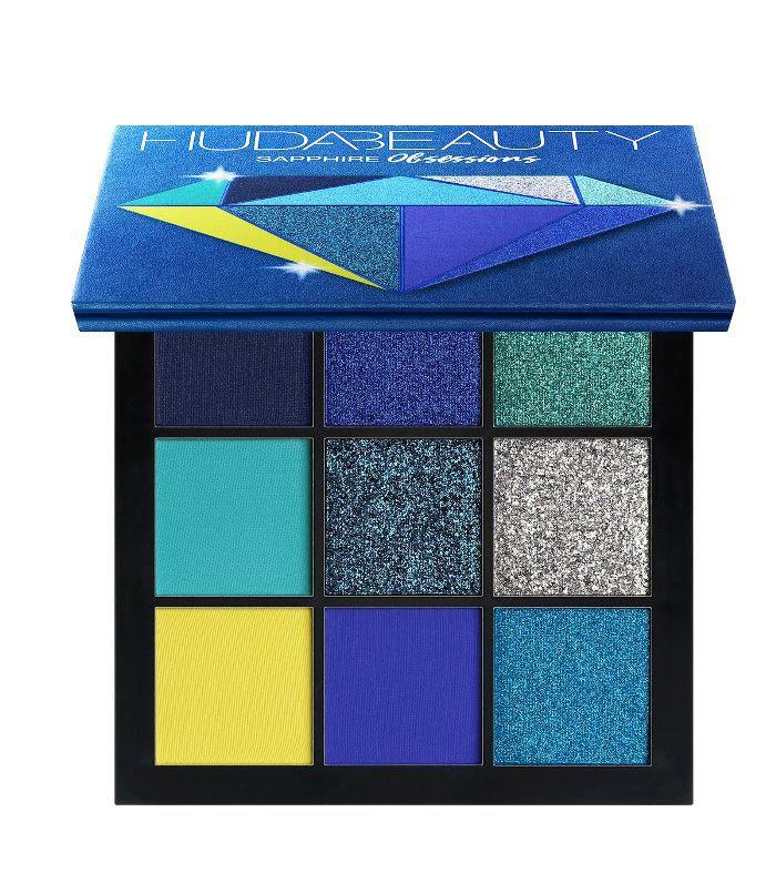Huda Sapphire Obsessions Palette