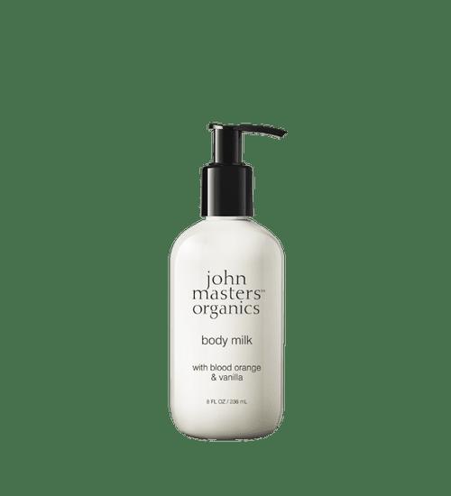 John Masters Organics Body Milk with Blood Orange & Vanilla