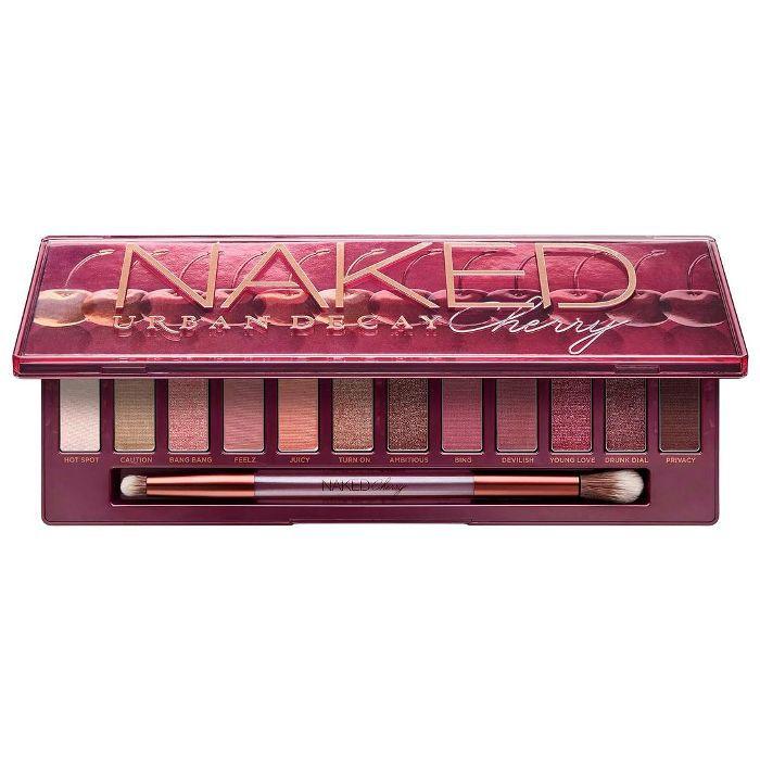 Naked Cherry Eyeshadow Palette 12 x 0.038 oz/ 1.1 g