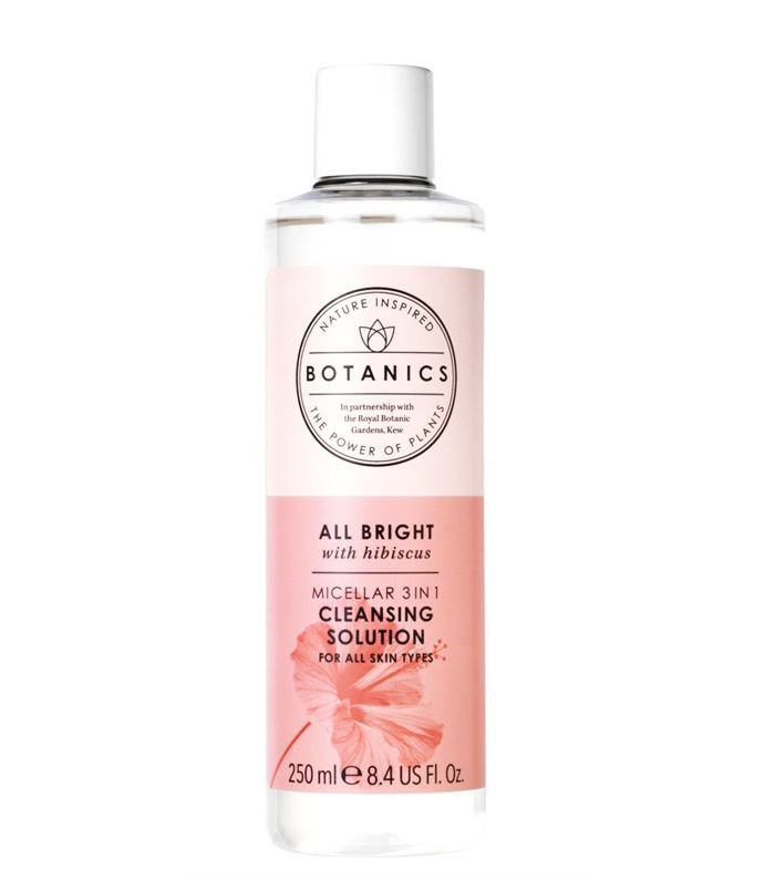 Boots Beauty: Botanics All Bright Micellar Cleansing Solution 3 in 1
