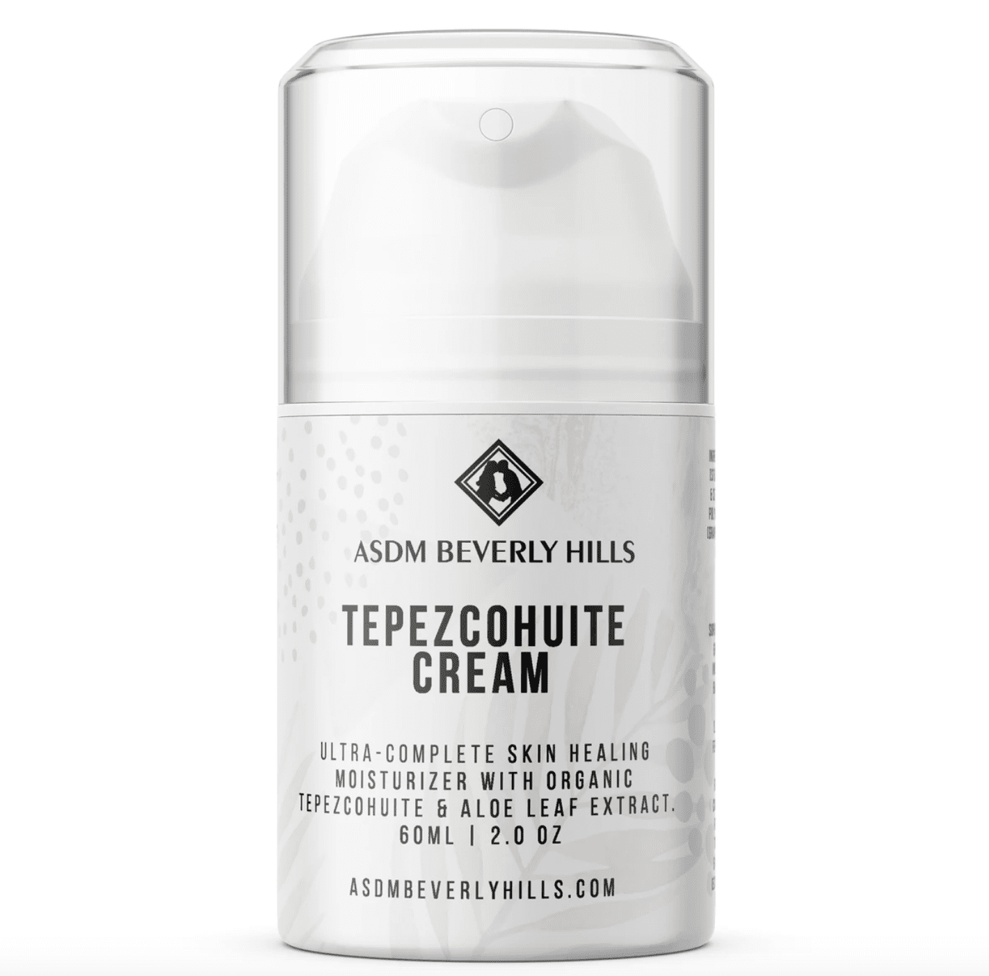 ASDM BEVERLY HILLS Tepezcohuite Cream