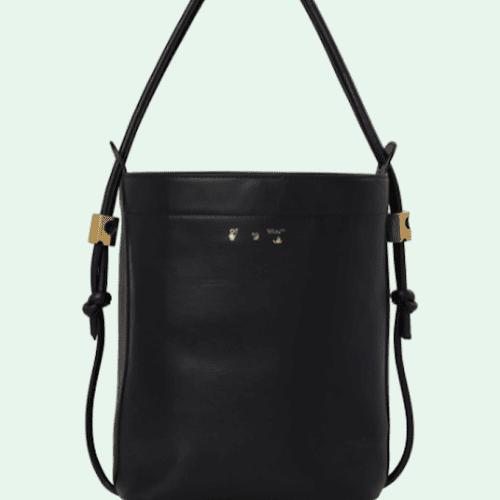 Off-White Slider Hobo Bag