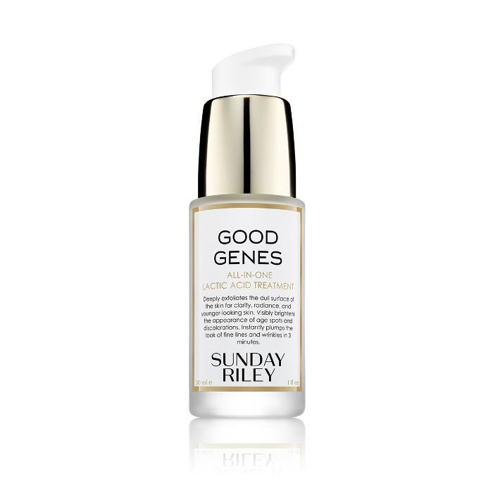 best serums for every skin type: Sunday Riley Good Genes Treatment