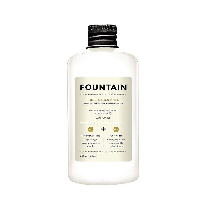 Fountain The Glow Molecule