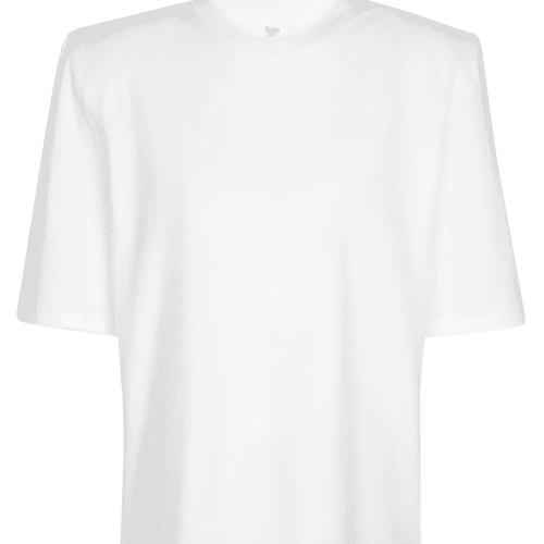 The Frankie Shop Carrington Cotton Jersey T-Shirt