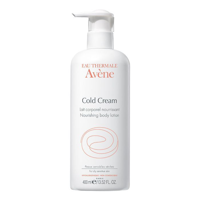 how to apply fake tan: Avène Cold Cream Body Lotion