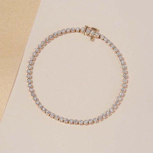 Grand Slam Tennis Bracelet ($1,845)