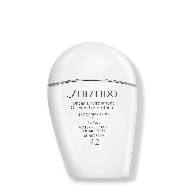 Shiseido urban uv protector sunscreen