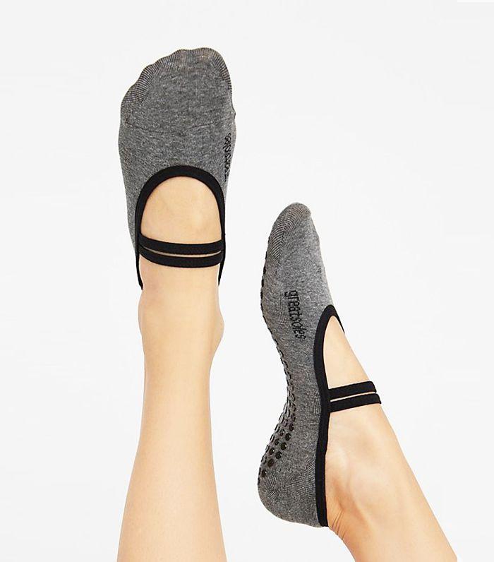 Free People Ballet Barre Yoga Sock